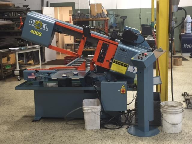DoALL 400S Saw